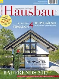 Hausbau Inklusive Grundst K Hausbau 1 2 2017 By Fachschriften Verlag Issuu