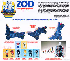tonka mighty motorized fire truck gobots robo machine machine men zod and scales monsters