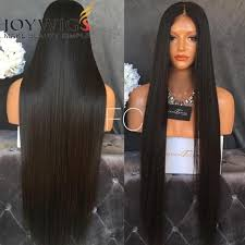 are there any full wigs made from human kinky hair that is styled in a two strand twist for black woman custom 30 inch full lace made with a light lace suitable for any