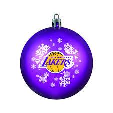 los angeles lakers ornament shatterproof ornaments los