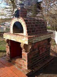 Diy Backyard Pizza Oven by Free Plans For A Brick Outdoor Pizza Oven I Have Designed This