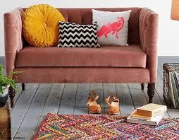 canap ancien velours la fabrique à déco canapé en velours choisir style et sa couleur