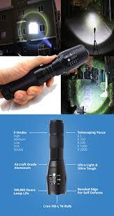 tac light flash light xt808 flashlight claim 75 off coupon on tactical light