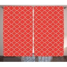 quatrefoil curtains wayfair