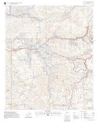Alamogordo New Mexico Map by T5004