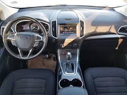 mitsubishi mpv interior used 2015 ford edge sel 4 door sport utility in edmonton ab 7fs1136b