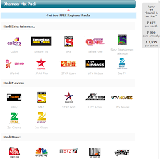 tata sky package details with channel list and pack price dth news