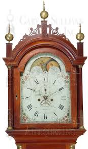 john osgood grandfather clock haverhill nh clocks 10127