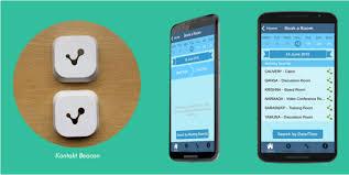 android beacon android ibeacon vmoksha