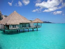 beautiful fiji overwater bungalows part 11 glass floor in the