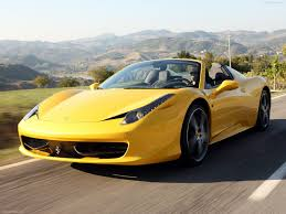 ferrari yellow 458 ferrari 458 spider 2013 pictures information u0026 specs