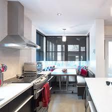 cuisine m駘amine cuisine en m駘amine 54 images armoire de cuisine mélamine grise