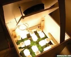 Grow Room Lights Foam Board Light Canopy