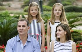 king felipe letizia royal family tree in pictures