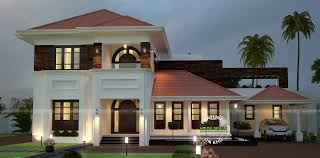 elegant house by kerala home design amazing architecture magazine