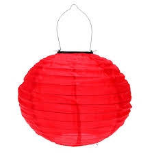 Red Solar Lights by Cheap 10 Inch Red Solar Led Chinese Lantern For Sale Garden