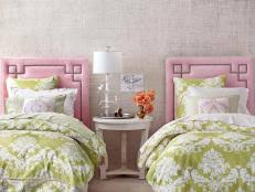 Affordable Kids Room Decorating Ideas HGTV - Kid room decorations
