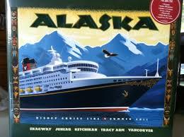 alaska photo album alaska cruise scrapbooking class the dis disney discussion