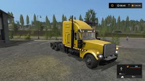 semi truck semi truck by stevie fs 17 farming simulator 2017 mod fs 17 mod