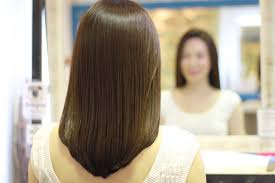 japanese hair communicating at a japanese hair salon how to get the hairstyle