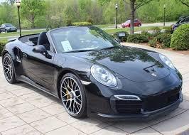 porsche 911 turbo s for sale 12 porsche 911 turbo s cabriolet for sale louisville ky