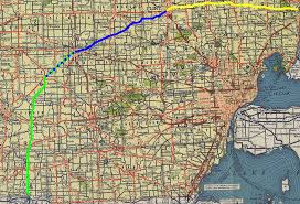 Coldwater Michigan Map by Interstate 69 In Michigan Wikiwand