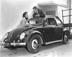 volkswagen sedan white thesamba com gallery volkswagen sedan ragtop in 1954 film noir