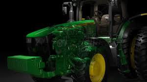row crop tractors 8370r john deere us
