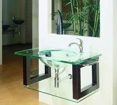 Glass Bathroom Vanity Modern Glass Bathroom Vanity Units Buy Uk Bathroom Vanity Units