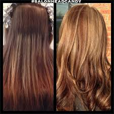foil highlights for brown hair balayage vs ombre vs sombre vs foils vs color melting salon head