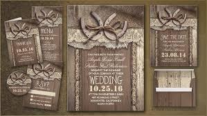 diy rustic wedding invitations 33 diy rustic wedding invitation ideas vizio wedding