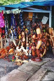 jamaican wood sculptures ocho rios market jamaica travel photos by galen r frysinger