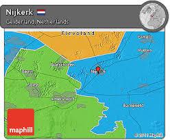 nijkerk netherlands map free political 3d map of nijkerk