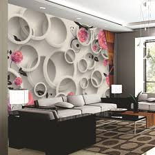 Livingroom Restaurant Compare Prices On Floral Wallpaper Online Shopping Buy Low Price