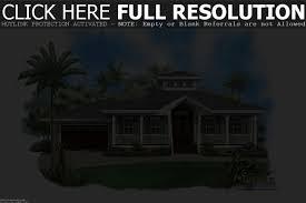 beach house plan home plans floor weber unique vacation kailua amp