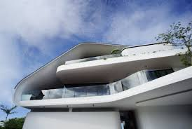 Modern Mansion An Amazing Modern Mansion In Singapore The Ninety7 Siglap By