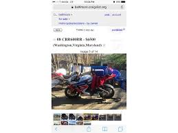 2003 cbr 600 for sale honda cbr in maryland for sale used motorcycles on buysellsearch