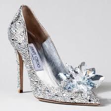 wedding shoes high shoes transparent wedding 2015 cinderella cinderella story
