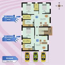 685 sq ft 2 bhk 2t apartment for sale in anandam foundations