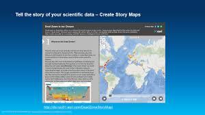 Esri Story Maps Esri Uc 2014 Technical Workshop Analyzing Multidimensional