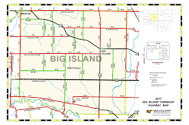 Ohio Highway Map by Mceo General Maps