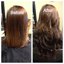 socap hair extensions socap fusion hair extension before after 100 human remy hair