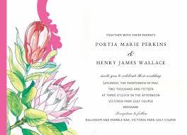 wedding invitations brisbane perfectly proteas wedding invitation design by brisbane s couture