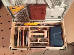 small tools organizer for festool mini systainer shop stuff