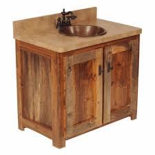 Reclaimed Wood Vanity Bathroom Wyoming Reclaimed Wood Vanity Base 30