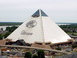 Tennessee Travel Pro images Memphis bass pro shops pyramid one of the world 39 s largest jpg