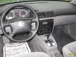gray volkswagen passat grey interior 2003 volkswagen passat gl sedan photo 49588825