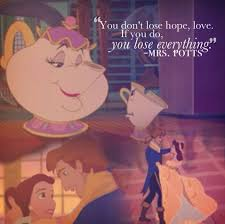 17 disney beauty and the beast quotes with images good morning quote