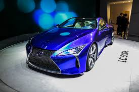 stunning hybrid future of lexus lexus lc500h proves hybrids can be stunning autoguide com news