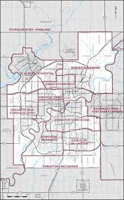 Edmonton Canada Map by City Of Edmonton Maps Corner Elections Canada Online